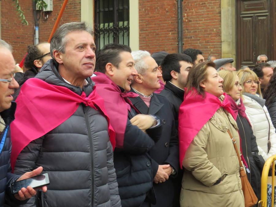 Protestas contra Mariano Rajoy