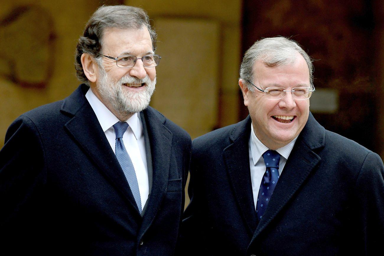 Rajoy reconoce a León