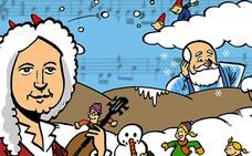 Un nuevo taller de música para niños en el Peñacorada: 'Llegó el invierno con Vivaldi'