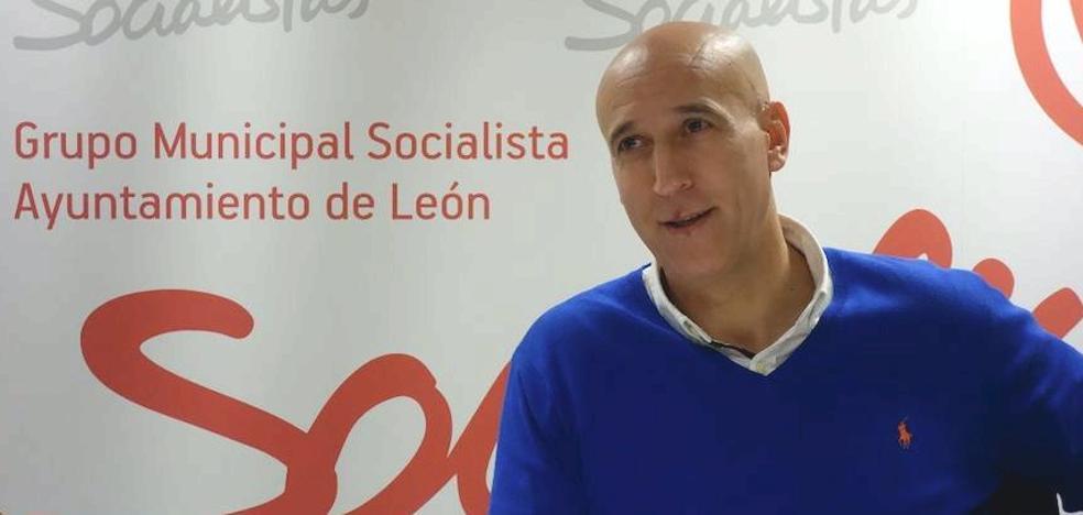 El PSOE presenta 39 enmiendas por seis millones al presupuesto de la ciudad de León