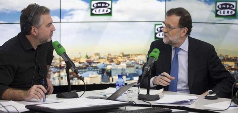 Rajoy anuncia que intentará repetir como candidato a presidente del Gobierno