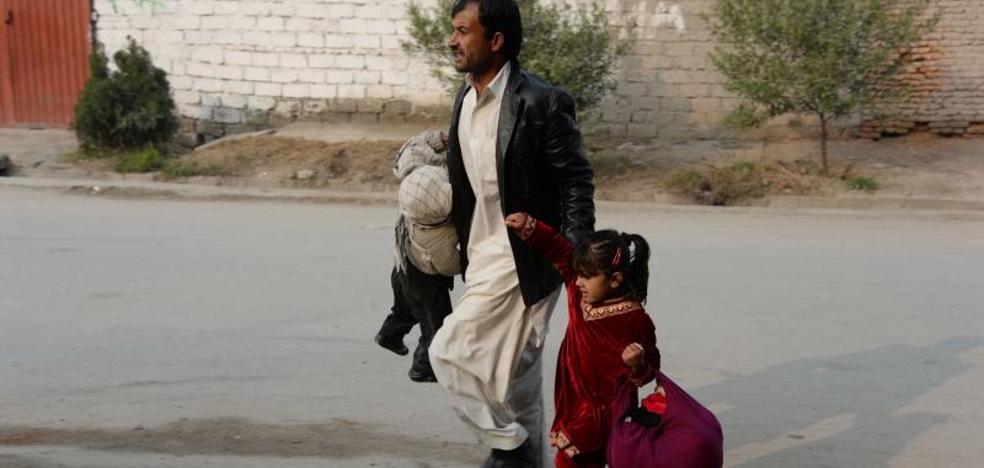 Al menos un muerto y 14 heridos en el ataque contra Save the Children en Afganistán