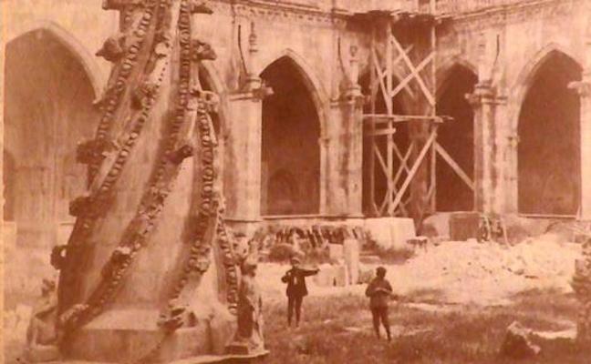 La Catedral, siempre en obras