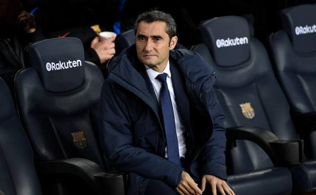 Valverde: «Hemos llevado el peso del partido como hicimos en la ida»