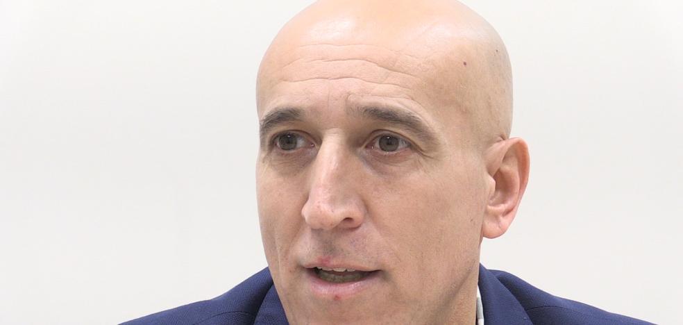 José Antonio Diez renovará a la mitad de su equipo en caso de revalidar su liderazgo en el PSOE