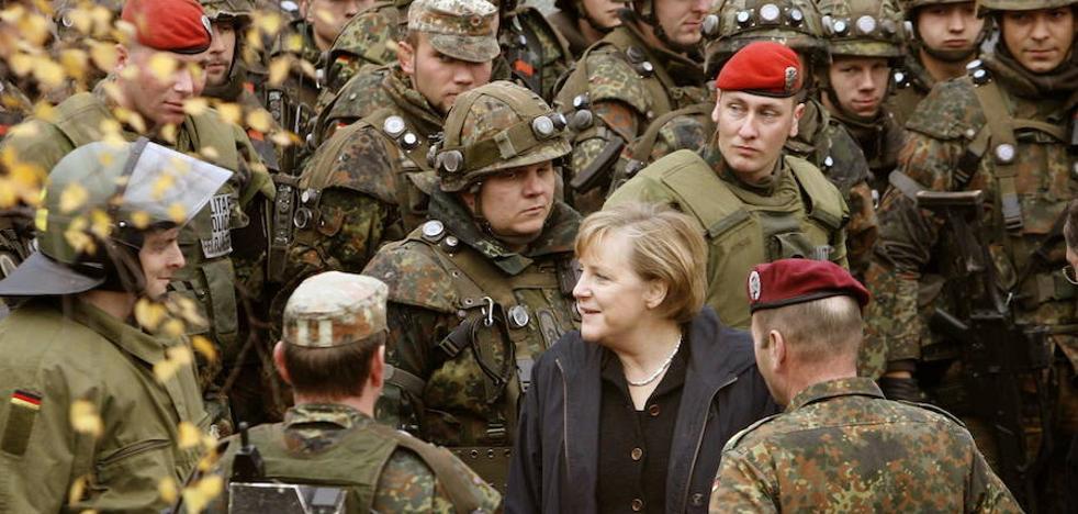 El Ejército alemán registra 234 casos de acoso sexual en 2017