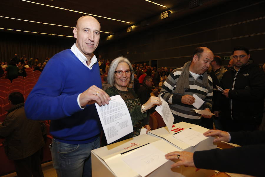 Primarias en el PSOE de León capital