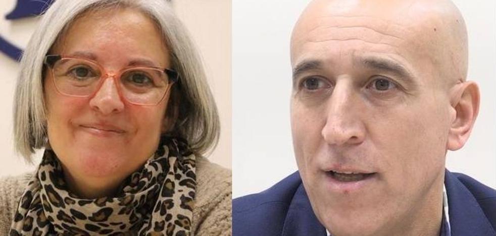 El PSOE de la capital decide esta noche entre la continuidad de Diez y el cambio de Castañón