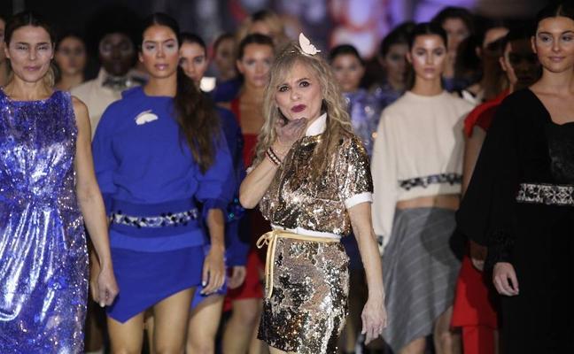 María Lafuente presenta en Madrid 'Sororidad', su colección para el otoño invierno 2019
