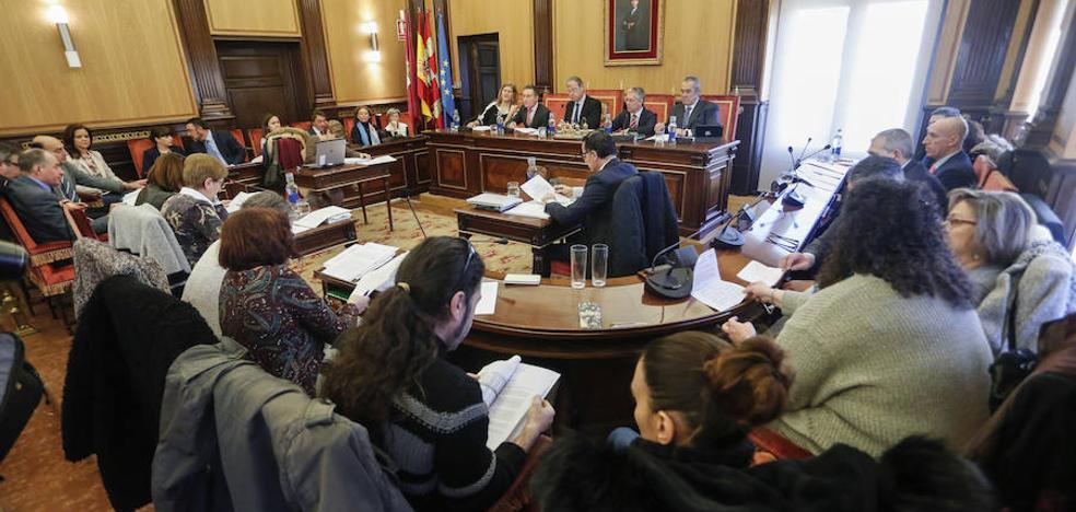 El PP 'borra' los presupuestos del pleno y culpa al resto de partidos de que no se aprueben las cuentas de 2018