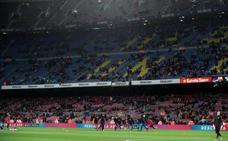 El misterio del Camp Nou semivacío
