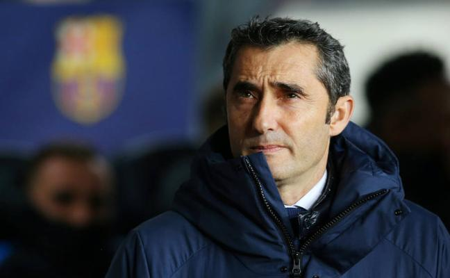Valverde: «Queda mucha eliminatoria»