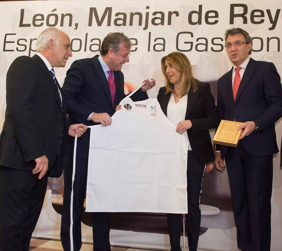 Sevilla 'saborea' León