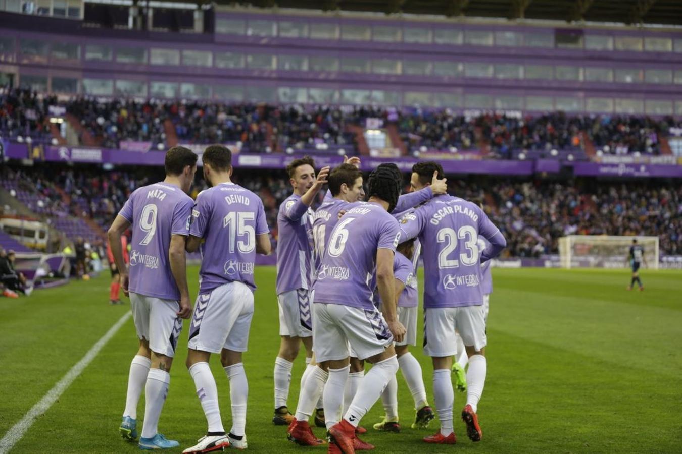 Valladolid 3-2 Cultural