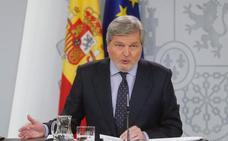 Méndez de Vigo insiste en que «no es normal» la rapidez en la venta 'online' de entradas