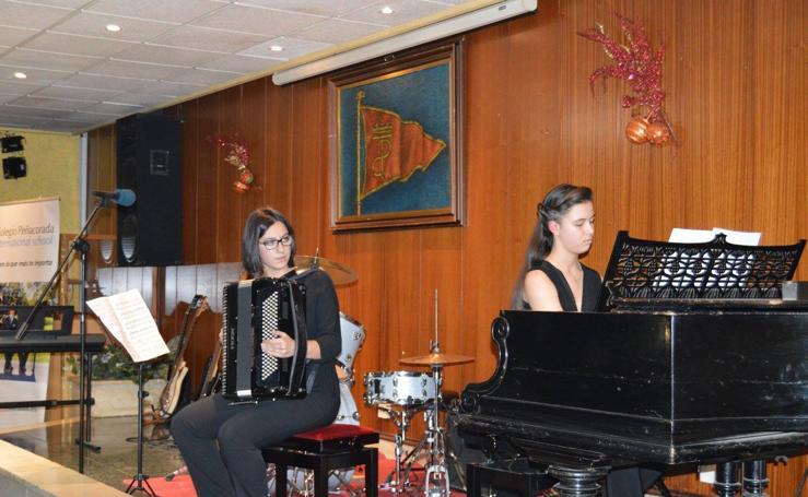 Gala de Navidad del Conservatorio Peñacorada