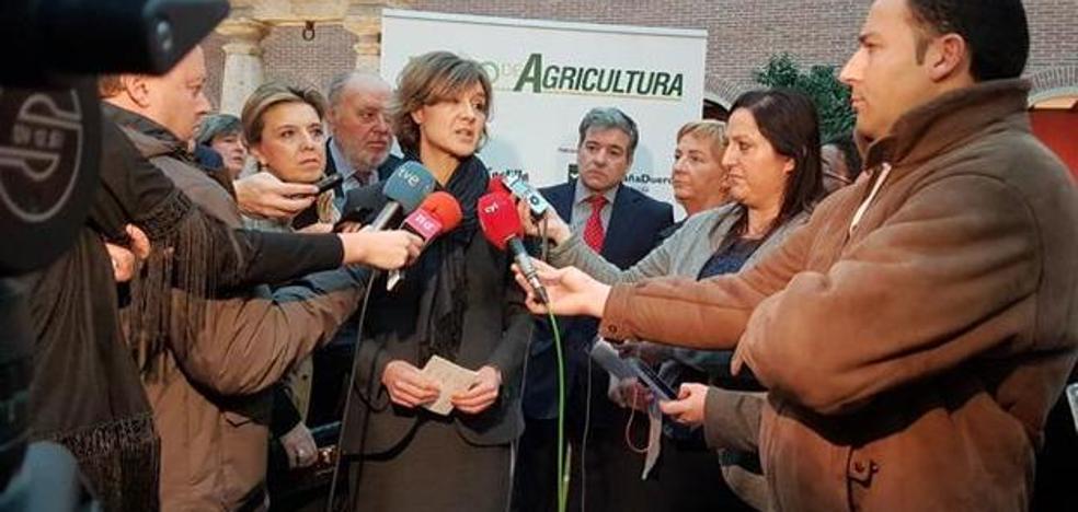 Tejerina subraya que España cerró 2017 con récord de exportaciones agroalimentarias, renta agraria y valor de la producción final agraria