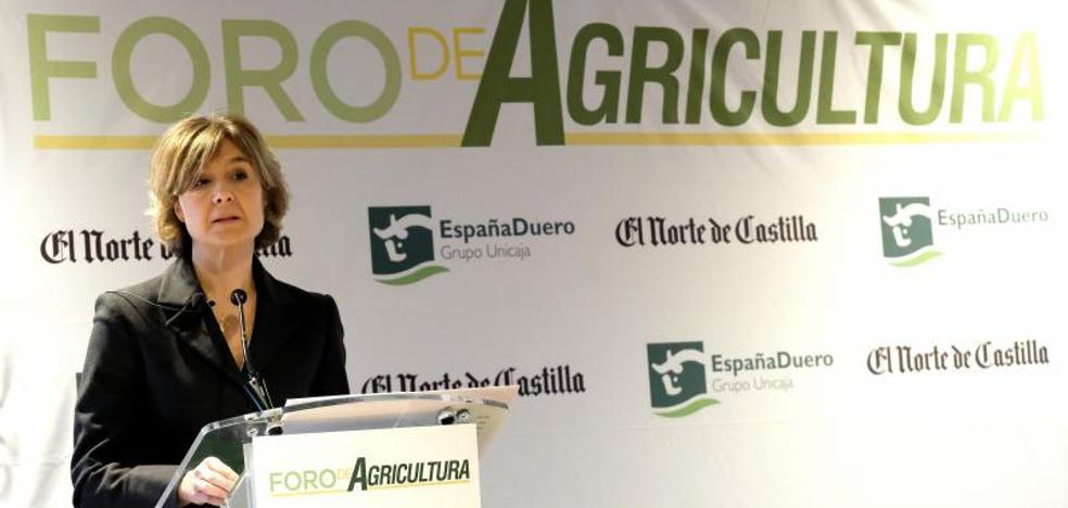 Tejerina destaca que 2017 fue un año récord de exportaciones agroalimentarias, renta agraria y valor de la producción final