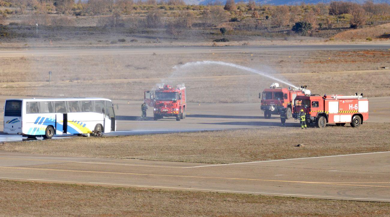 Emergencia en el Aeropuerto