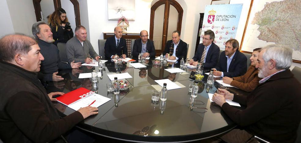 La Diputación invertirá 48,5 millones en Planes Provinciales subvencionando el 95% de las obras