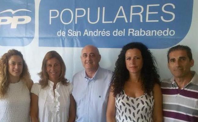 El PP de San Andrés solicita incluir en los presupuestos un plan de asfaltado integral