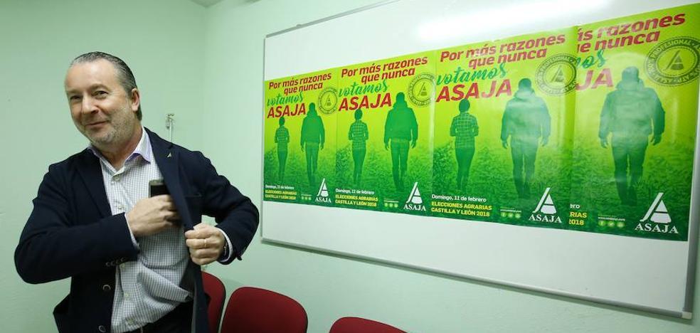 Asaja pide a las administraciones que impulsen la modernización de regadíos y la concentración parcelaria en el Bierzo
