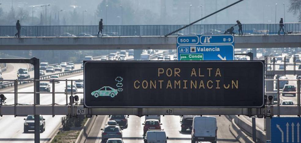 El Gobierno no remitirá a la UE nuevas medidas para evitar la denuncia por contaminación atmosférica