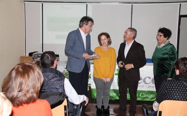 Comienzan las Jornadas de Salud de la AECC en Valencia de Don Juan
