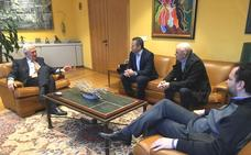 La Junta se reúne con Irán con un proyecto conjunto de 20 millones de euros para la provincia de León
