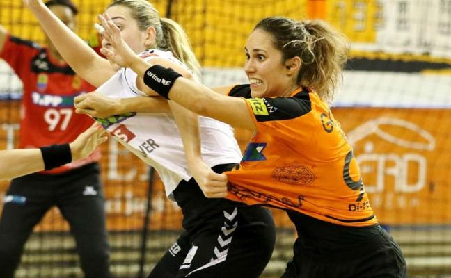 El campeón de Europa ficha a Mireya González