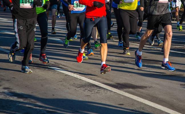 Un estudio de la ULE determina que todos los atletas de media maratón corren de manera similar aunque tengan distinto nivel