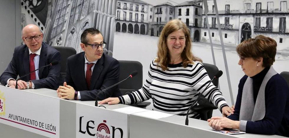León acoge en marzo la XVIII Sesión Nacional del 'Modelo Parlamento Europeo'