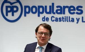 Mañueco asegura que el PP debe «volcarse» en apoyar a las clase medidas y ofrecer un futuro a los jóvenes