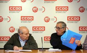 UGT y CCOO se concentrarán, recogerán firmas y darán charlas en centros de mayores para exigir al Gobierno pensiones dignas y justas
