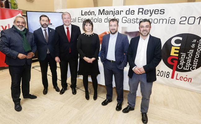 León acogerá el 17 de abril la gala de entrega de los II Premios Maestros Hosteleros de CyLTV