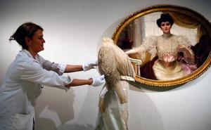 Sorolla, un 'influencer' en los albores de la moda