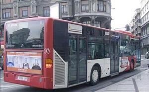 Los usuarios de transporte urbano por autobús crecen un 1,1% durante 2017 en Castilla y León