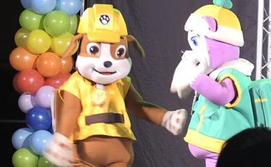 leonoticias.tv   En directo, el Carnaval en familia desde el Palacio de los Deportes
