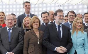 Herrera le pide a Rajoy que salga de la parálisis: «Hay que mover ficha y tomar decisiones»