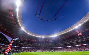 La final de Copa, el 21 de abril en el Wanda Metropolitano