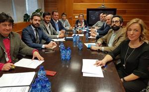 Centro León Gótico y la directora general de Telecomunicaciones se reunen para buscar sinergias