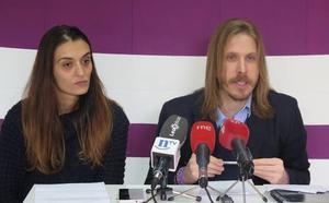 Podemos denuncia ante la Fiscalía el contrato de alumbrado público de León por ser «un copia-pega del anterior»