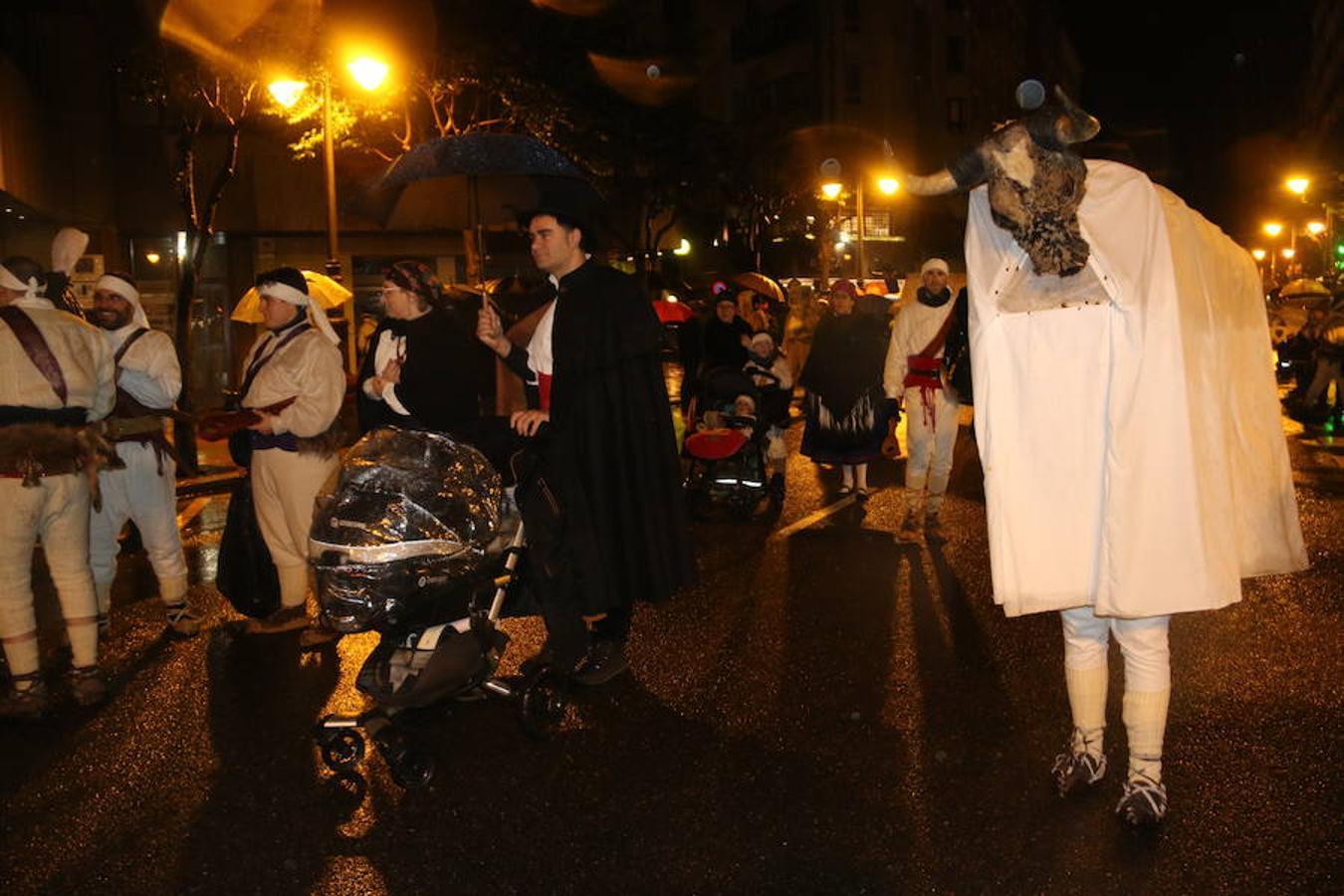 Las mejores imágenes del desfile de antruejos