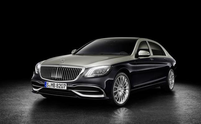 Mercedes-Maybach Clase S, lujo bien entendido