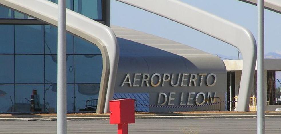 El Aeropuerto de León ofrecerá un vuelo a Venecia en Semana Santa