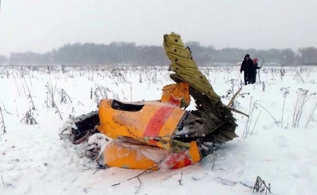 Un error en los datos de velocidad, aparente causa del siniestro del avión ruso