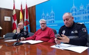 La Policía Local intervino en un 126% más de casos de absentismo escolar en 2017 en Ponferrada