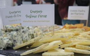 La Capitalidad Gastronómica de León acercará a Valladolid una cata de quesos y vinos el 17 de febrero