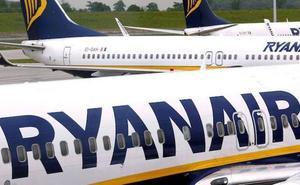 Ryanair deja fuera a Castilla y León de las 29 rutas que abrirá este año en España