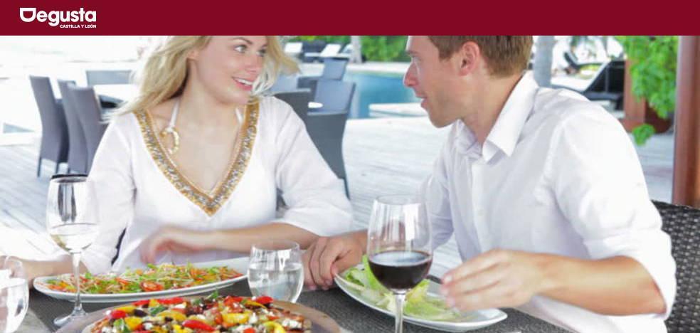 Cinco platos para disfrutar en pareja